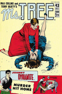 Cover Thumbnail for Ms. Tree (Renegade Press, 1985 series) #43