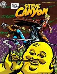 Cover Thumbnail for Steve Canyon (Kitchen Sink Press, 1983 series) #9