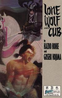 Cover Thumbnail for Lone Wolf and Cub (First, 1987 series) #23