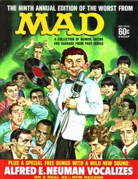 Cover Thumbnail for The Worst from MAD (EC, 1958 series) #9