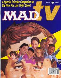 Cover Thumbnail for MADtv (EC, 1995 series)