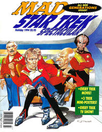 Cover Thumbnail for MAD Star Trek Spectacular (EC, 1994 series)