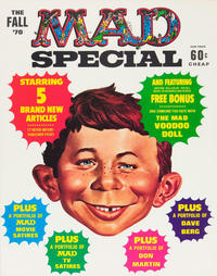 Cover Thumbnail for MAD Special [MAD Super Special] (EC, 1970 series) #Fall '70 [1]