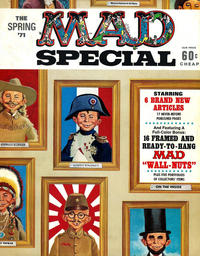 Cover Thumbnail for MAD Special [MAD Super Special] (EC, 1970 series) #Spring '71 [2]