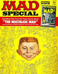 Cover Thumbnail for MAD Special [MAD Super Special] (EC, 1970 series) #9