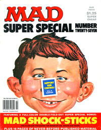 Cover Thumbnail for MAD Special [MAD Super Special] (EC, 1970 series) #27