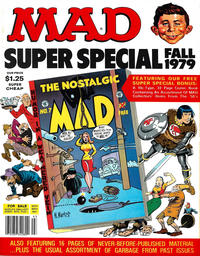 Cover Thumbnail for MAD Special [MAD Super Special] (EC, 1970 series) #28