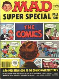 Cover Thumbnail for MAD Special [MAD Super Special] (EC, 1970 series) #36