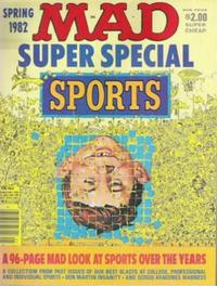 Cover Thumbnail for MAD Special [MAD Super Special] (EC, 1970 series) #38 [$2.00]