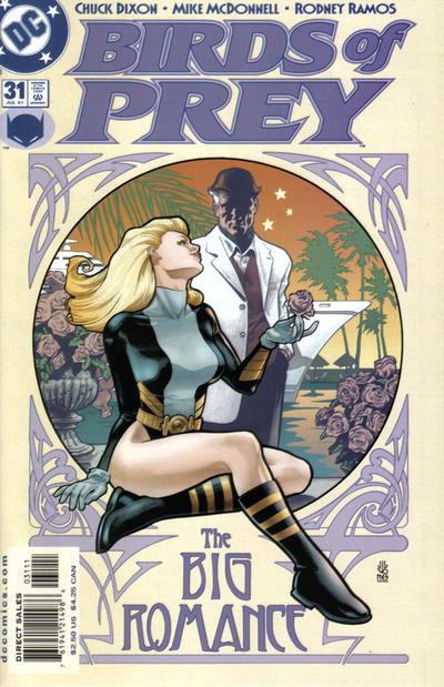 Cover for Birds of Prey (DC, 1999 series) #31