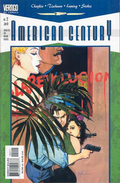 Cover for American Century (DC, 2001 series) #2