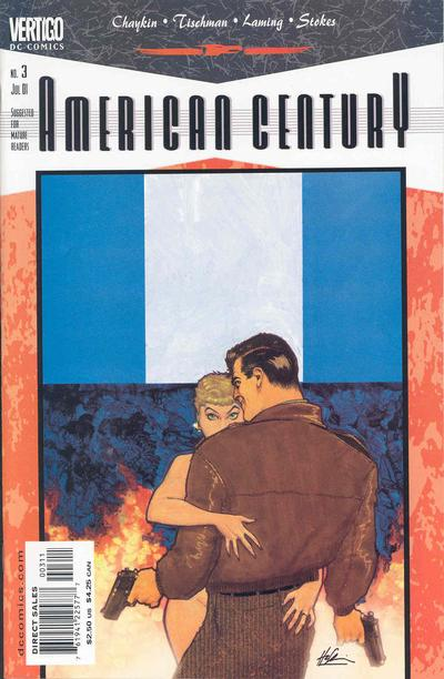 Cover for American Century (DC, 2001 series) #3