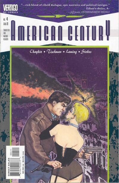 Cover for American Century (DC, 2001 series) #4