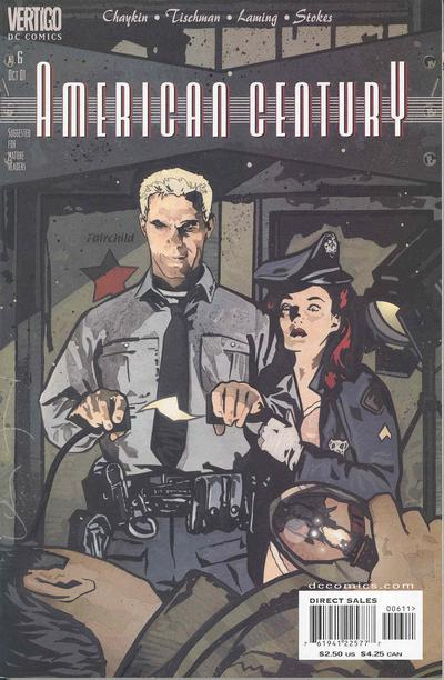 Cover for American Century (DC, 2001 series) #6