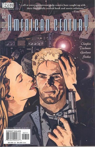 Cover for American Century (DC, 2001 series) #7