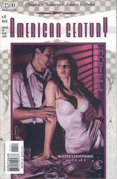 Cover for American Century (DC, 2001 series) #11
