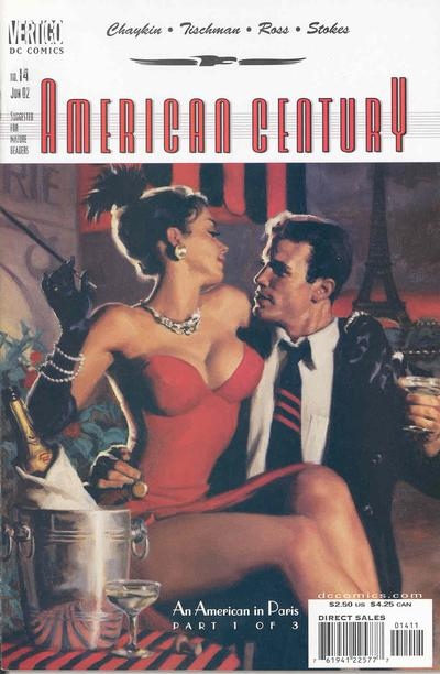 Cover for American Century (DC, 2001 series) #14