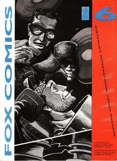 Cover for Fox Comics (Fox Comics, 1984 series) #16