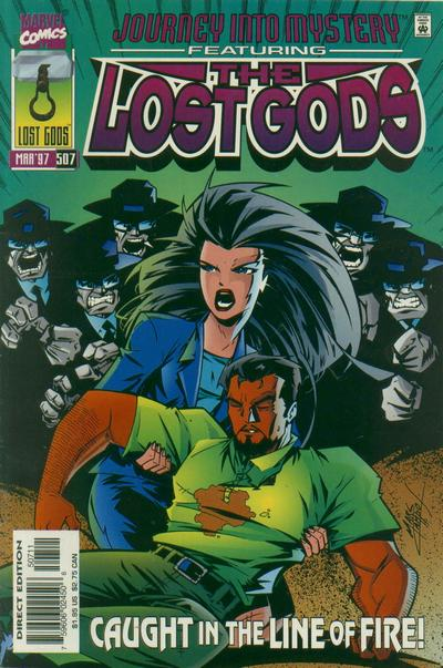 Cover for Journey into Mystery (Marvel, 1996 series) #507