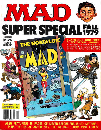 Cover for MAD Special [MAD Super Special] (EC, 1970 series) #28