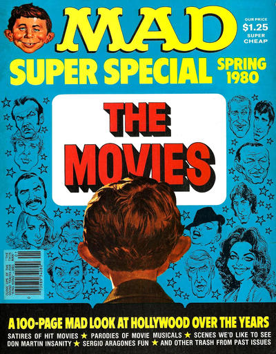 Cover for MAD Special [MAD Super Special] (EC, 1970 series) #30