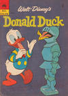 Cover for Walt Disney's Donald Duck (W. G. Publications; Wogan Publications, 1954 series) #45