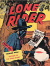 Cover for The Lone Rider (Horwitz, 1950 ? series) #4