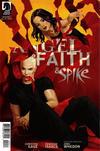 Cover for Angel & Faith (Dark Horse, 2011 series) #20 [Steve Morris Cover]