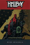 Cover Thumbnail for Hellboy (1994 series) #5 - Conqueror Worm [2nd edition 2nd and later printings]