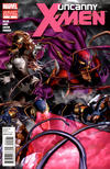 Cover for Uncanny X-Men (Marvel, 2012 series) #5 [Venom Variant]