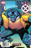 Cover for New X-Men (Marvel, 2001 series) #148 [Newsstand]