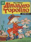 Cover for Almanacco Topolino (Arnoldo Mondadori Editore, 1957 series) #124