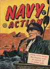 Cover for Navy Action (Horwitz, 1954 ? series) #54