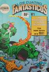 Cover for Los Cuatro Fantasticos (Novedades, 1980 series) #1