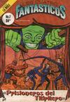 Cover for Los Cuatro Fantasticos (Novedades, 1980 series) #7