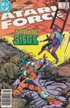 Cover for Atari Force (DC, 1984 series) #15 [Newsstand Edition]