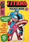 Cover for Titan Pocket Book (Marvel UK, 1980 series) #2