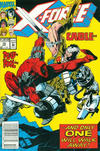 Cover Thumbnail for X-Force (1991 series) #15 [Newsstand Edition]