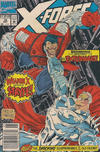 Cover Thumbnail for X-Force (1991 series) #10 [Newsstand]