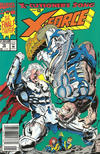 Cover Thumbnail for X-Force (1991 series) #18 [Newsstand]