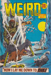 Cover for Weird Mystery Tales (K. G. Murray, 1972 series) #15