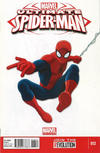 Cover for Marvel Universe Ultimate Spider-Man (Marvel, 2012 series) #13