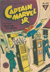 Cover for Captain Marvel Jr. (Cleland, 1947 series) #59