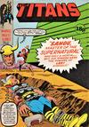 Cover for Titan Pocket Book (Marvel UK, 1980 series) #6