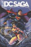 Cover for DC Saga (Urban Comics, 2012 series) #15