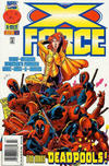 Cover for X-Force (Marvel, 1991 series) #56 [Newsstand]
