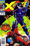 Cover for X-Force (Marvel, 1991 series) #23 [Newsstand Edition]