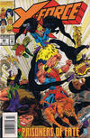 Cover Thumbnail for X-Force (1991 series) #24 [Newsstand]