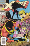 Cover Thumbnail for X-Force (1991 series) #27 [Newsstand Edition]