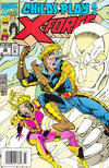 Cover Thumbnail for X-Force (1991 series) #32 [Newsstand Edition]